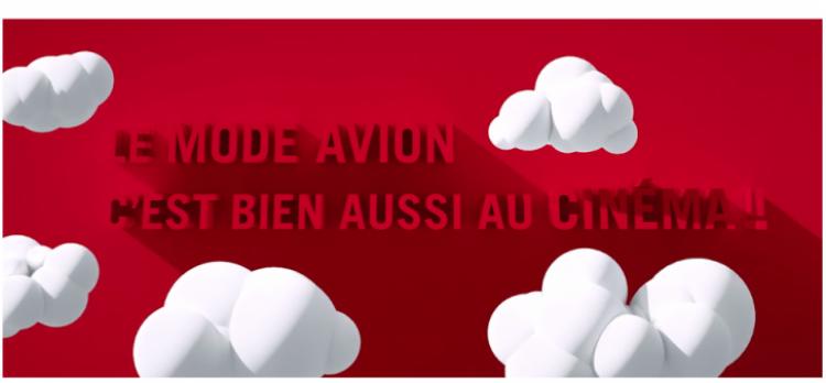 Nouvel habillage d'avant-séance pour les cinémas Gaumont Pathé