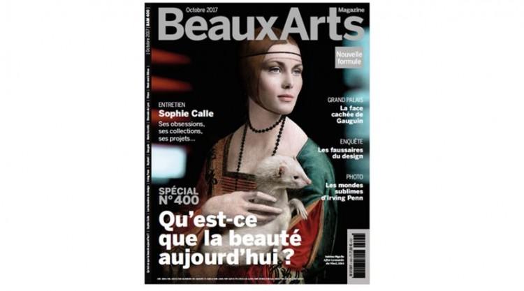 Une nouvelle formule pour Beaux Arts Magazine