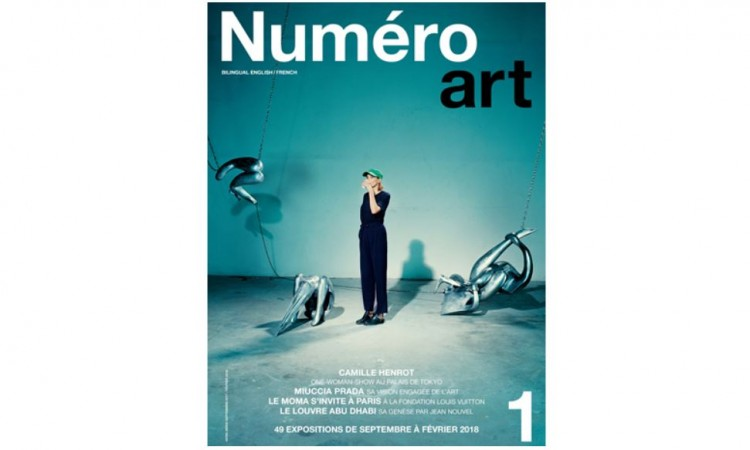 Numéro magazine se décline avec Numéro Art