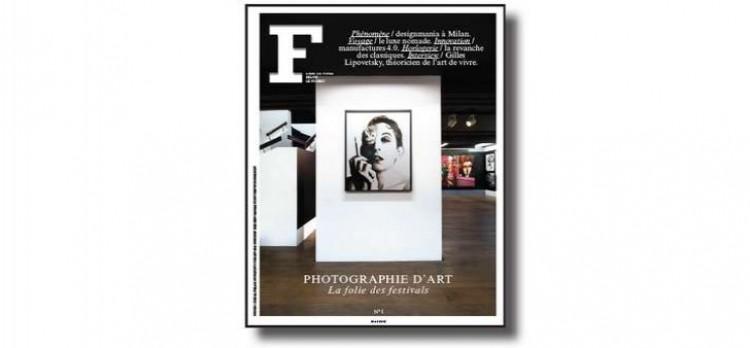 Le Figaro lance un nouveau mensuel d'art de vivre : F