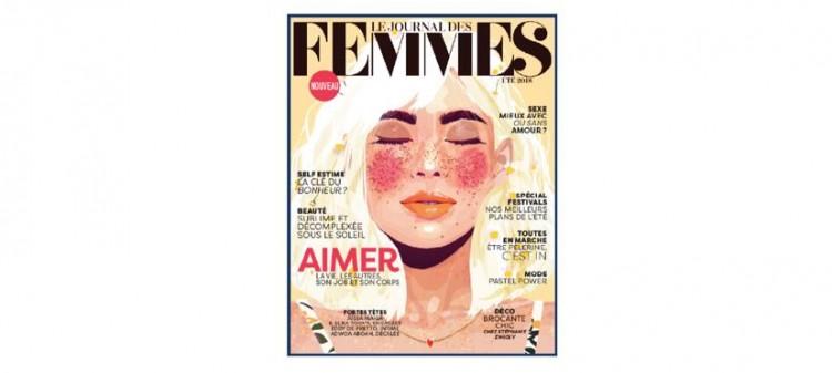 Le groupe Figaro déclare 81 000 exemplaires vendus pour le premier numéro du Journal des Femmes