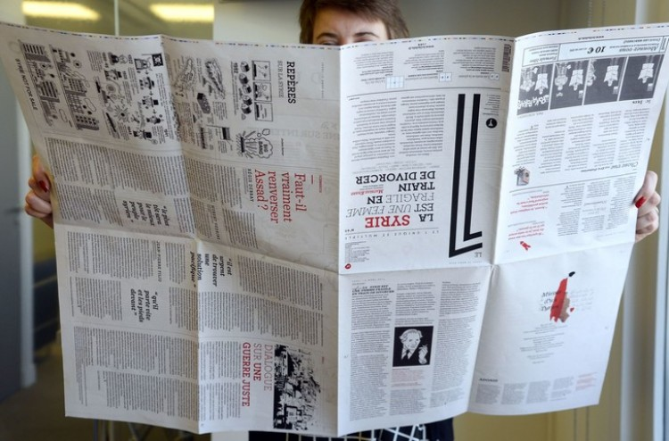 Le journal « Le 1 » s'illustre sur Franceinfo