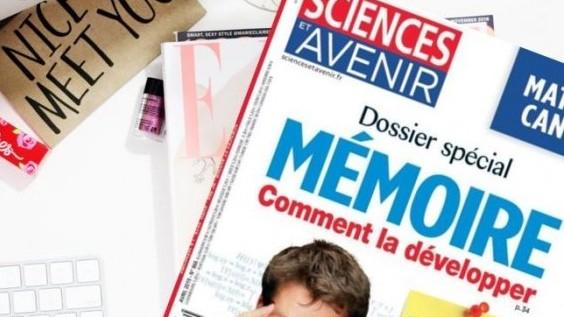 Sciences et Avenir prépare une déclinaison destinée aux jeunes