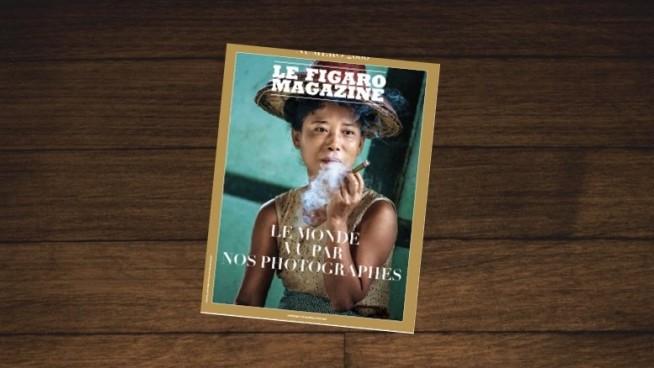 Une édition collector pour le numéro 2000 du Figaro Magazine