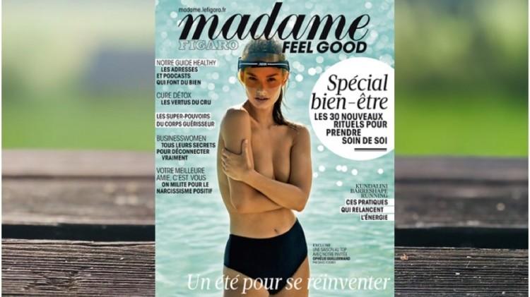 Madame Figaro : Un hors-série dédié au bien-être