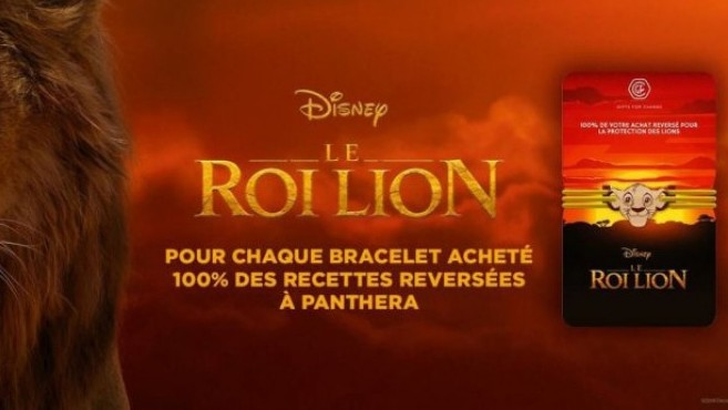 Les cinémas Pathé Gaumont s'engagent pour la préservation des lions d'Afrique !