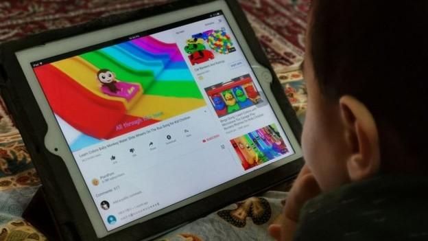 YouTube pourrait limiter la publicité dans ses vidéos pour enfants