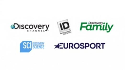 Les chaînes Eurosport et Discovery en régie chez Canal+ Brand Solutions à partir de 2020