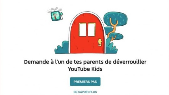 Youtube Kids lance son propre site, plus sécurisé et attirant