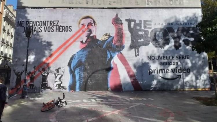 The Boys : un arrondissement de Paris porte plainte contre la série super-héros d'Amazon