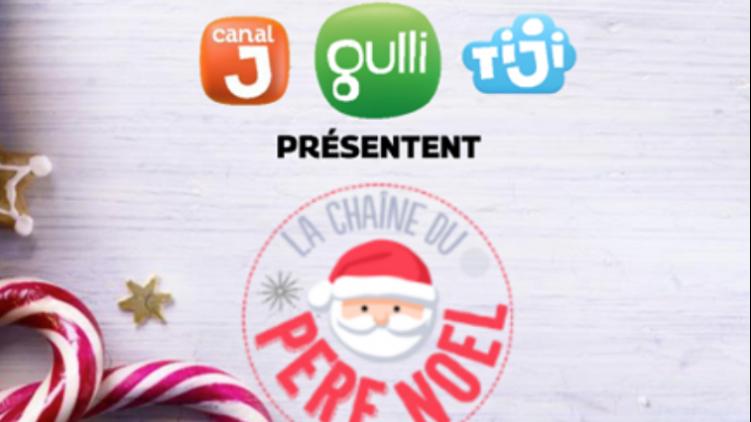 Retour de la chaîne du Père Noël sur la TV d'Orange