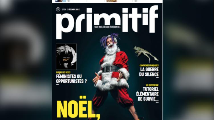 PRIMITIF, Nouveau mensuel d'infotainment