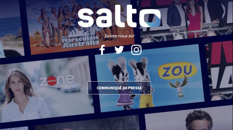 Salto : lancement du « Netflix à la française » repoussé à la rentrée