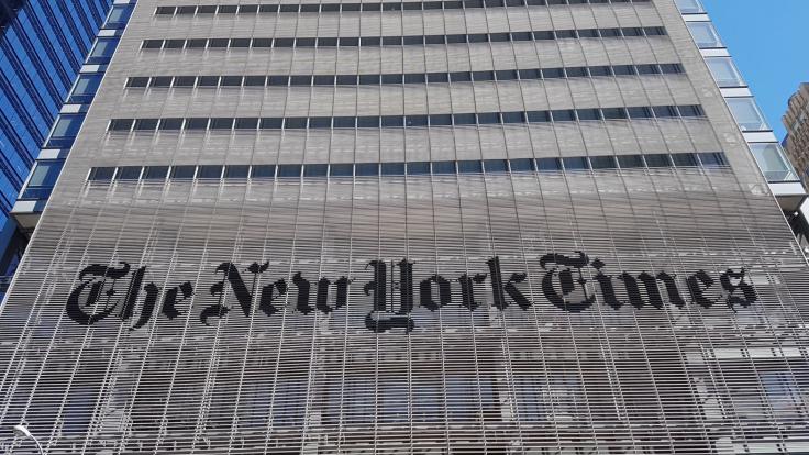 Le New York Times engrange plus d'un million d'abonnés numériques en 2019