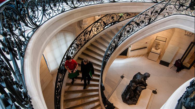 Dans les coulisses du Petit Palais