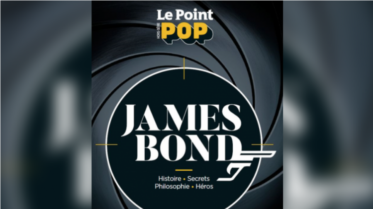 Hors-Série : Le Point Pop consacré à James Bond