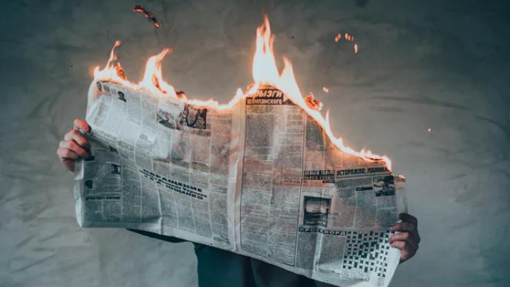 Les régions de Lyon et Marseille sans distribution de presse nationale depuis le mois de mai