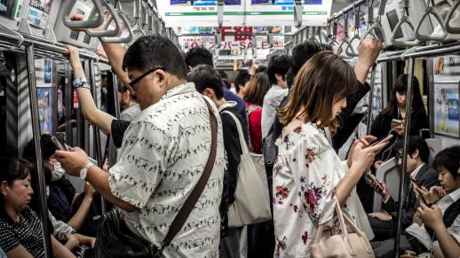 Le métro parisien enfin couvert en 4G à 100%