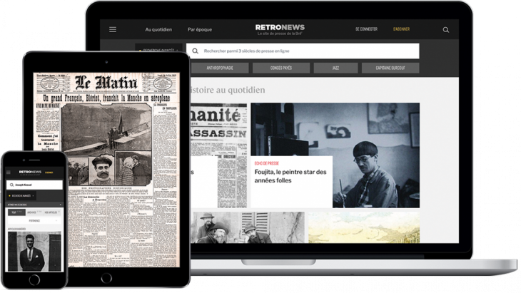 Les Inrocks et la BNF partagent l'Hollywood des années 30 et 40