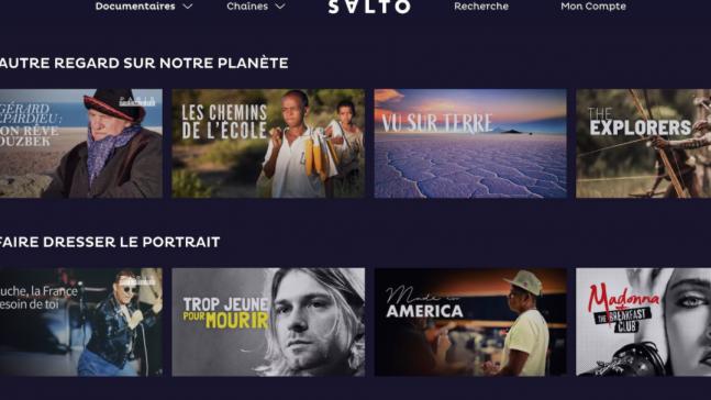 Ca y est : Salto est lancée en France