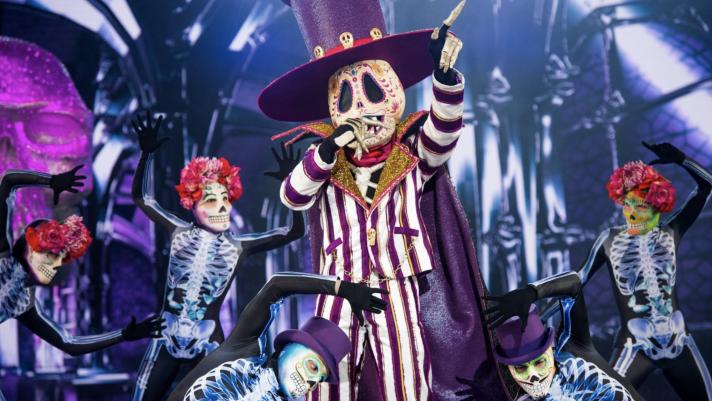 TF1 Pub propose un écran  « Mascotte » pendant Mask Singer