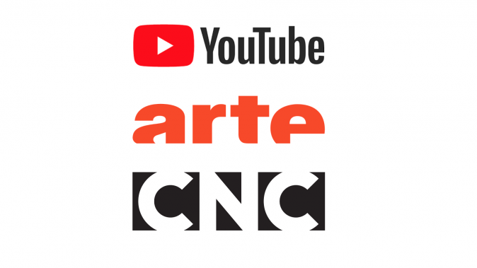 Place à la culture avec YouTube, Arte et le CNC