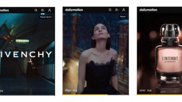 Dailymotion lance son format publicitaire vertical